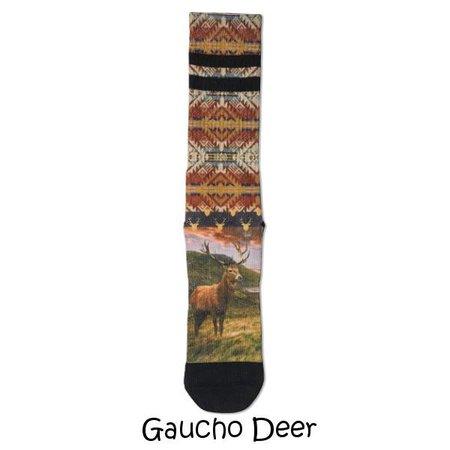 Xpooos Herensokken Gaucho Deer