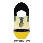 Xpooos Damessokken Pineapple Foot