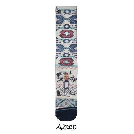Xpooos Herensokken Aztec