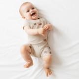 SNURK Baby Jumpsuit Slug Life