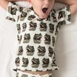 SNURK Kids T-shirt Dinosaurus