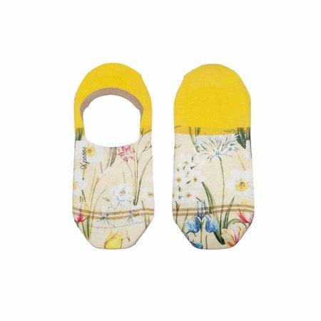 Xpooos Damessokken -sneakersokken- Spring Color