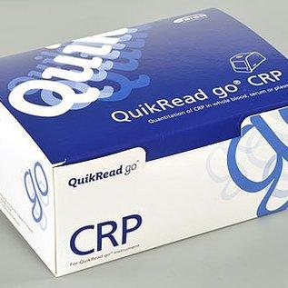 CRP reagentia : quikRead go CRP