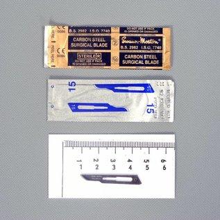 Disposable scalpel