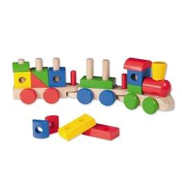 Jouéco Blokken trein