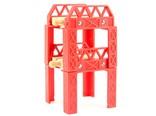 Mentari Rode brug (2 stukken)