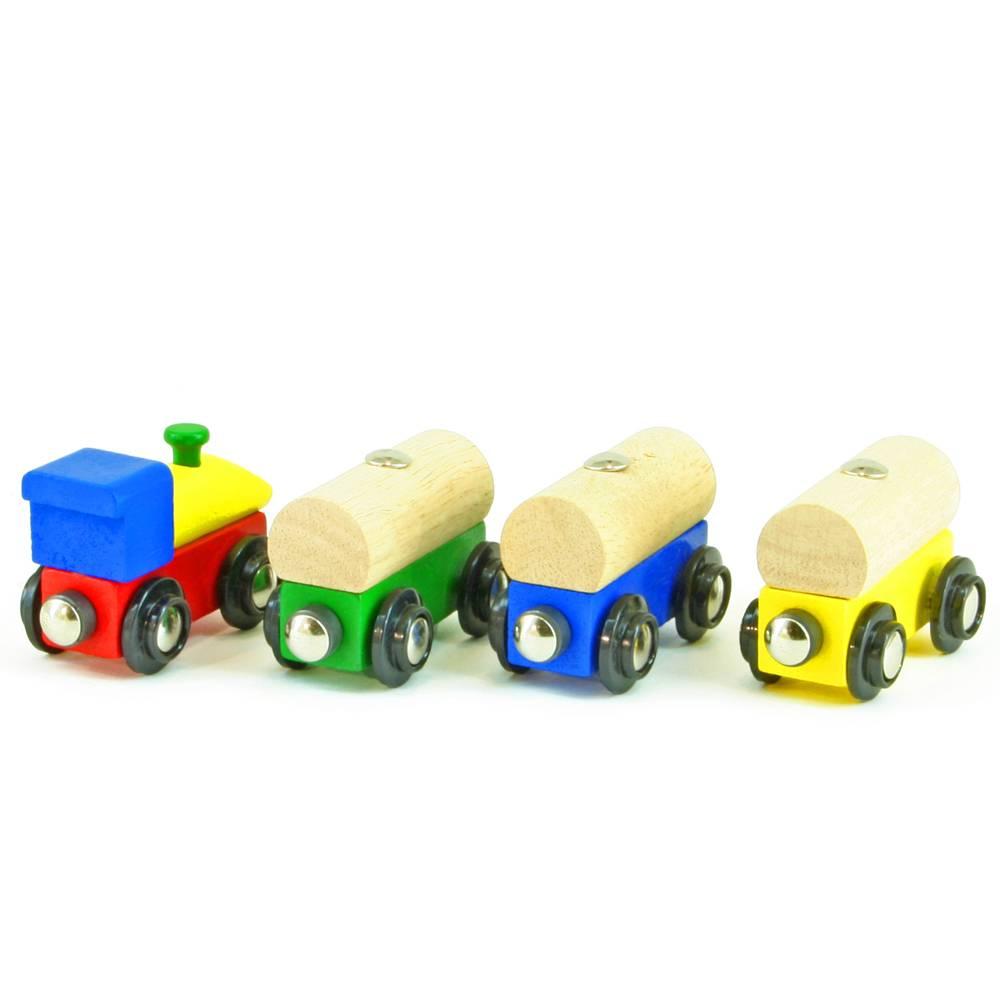 Mentari Trein 4-delig boomstam