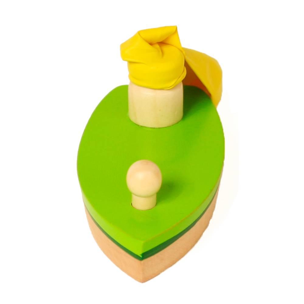 Simply for Kids Ballon bootje groen