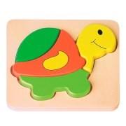 Jouéco Dieren puzzel schildpad