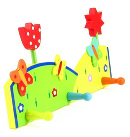 Simply for Kids Kapstok vlinders