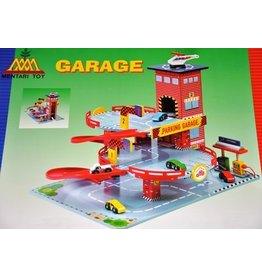 Mentari Garage 3 etages