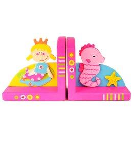 Simply for Kids Set boeksteunen zeemeernin