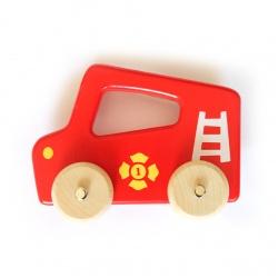 Jouéco Rode brandweer auto