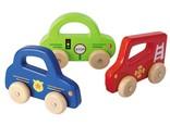 Jouéco Groene verkeers auto