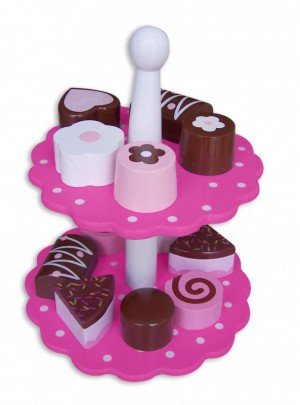 Simply for Kids Etagére met bonbons