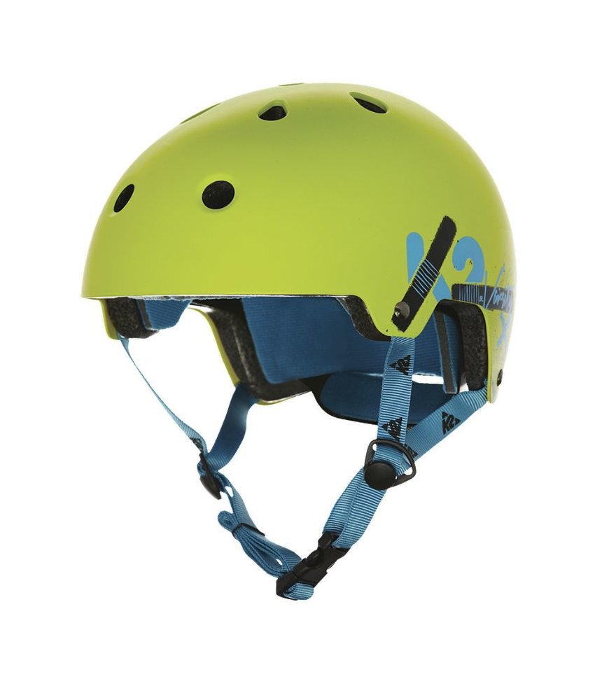 K2 Sports Jr. Varsity Helm - Lemongreen