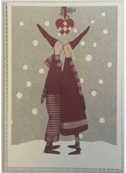 Maileg Pixy kiss - single card big
