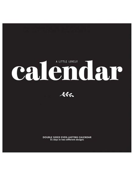 A Little Lovely Kalender