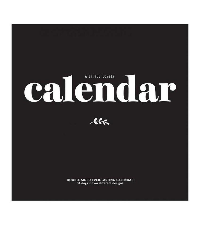 A Little Lovely Kalender