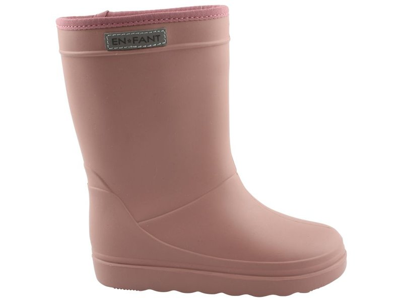 En Fant Winter Boot - rose