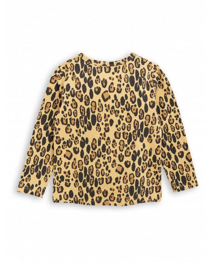 Mini Rodini Basic Leopard Grandpa - Beige