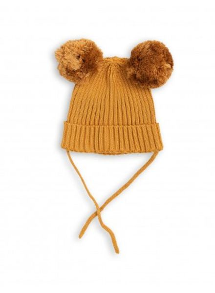 Mini Rodini Ear Hat - Beige