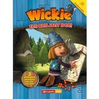 Wickie Boek- De ontdekking