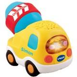 Toet toet auto Vtech Simon Cementwagen 12+ mnd