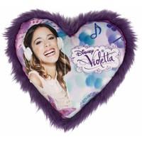 Disney Violetta Kussen hart 36 cm