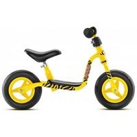 Loopfiets Puky geel: 24 mnd/85 cm