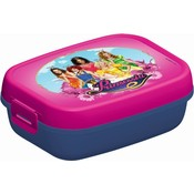 Lunchbox Prinsessia roze
