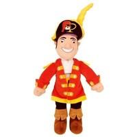 Pluche Piet Piraat 30 cm