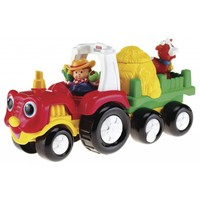 Tractor Little people duw en rij