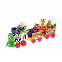 Dieren trein Little people