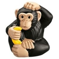 Diertje Little people: Chimpansee