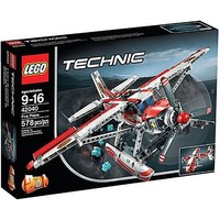 LEGO Technic 42040 Brandblus Vliegtuig
