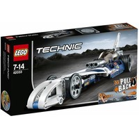 LEGO Technic 42033 Recordbreker