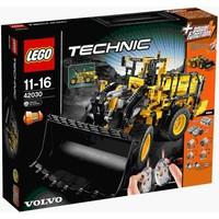 LEGO Technic 42030 Op afstand bedienbare Volvo L350F Wiella