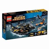 LEGO Superheroes 76034 Batboot Havenachtervolging