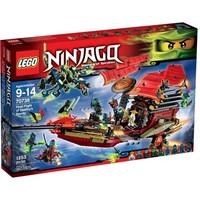 LEGO Ninjago 70738 Laatste vlucht van de Destinys Bounty