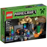 LEGO Minecraft De Kerker 21119