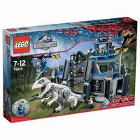 Uitbraak van Indominus Rex Lego
