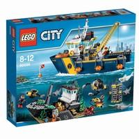 LEGO City 60095 Diepzee Onderzoeksschip