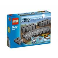 LEGO City 7499 Flexibele rails
