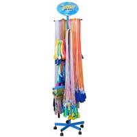 Jobber rope: display LEEG