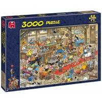 Puzzel JvH Dog Show 3000 stukjes