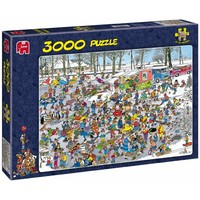 Puzzel JvH On Thin Ice 3000 stukjes