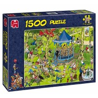 Puzzel JvH The Bandstand 1500 stukjes