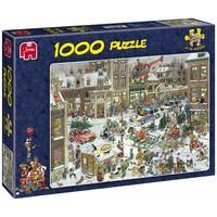 Puzzel JvH Christmas 1000 stukjes