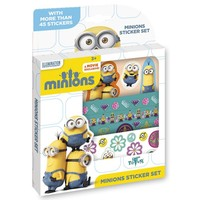 Sticker set Minions Totum